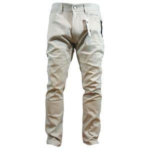 ** ~  NWT AKADEMIKS Loose Twill Jeans Streetwear